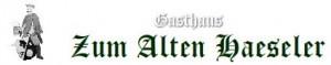 """Gasthaus """"Zum Alten Haeseler"""""""